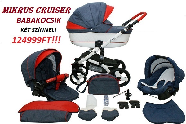 BABYCRUISER GENUA